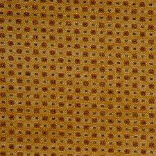 Yellow Gold Small Scales Decorator Fabric by RM Coco