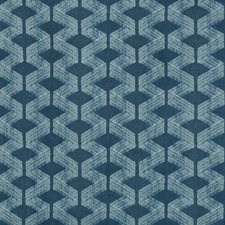 Indigo Ethnic Decorator Fabric by Kravet