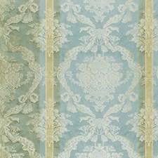 Celadon Sky Decorator Fabric by Scalamandre