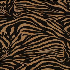 Gold/Black Animal Skins Decorator Fabric by Kravet