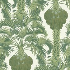 Leaf Green Botanical Wallcovering by Cole & Son