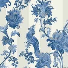 China Blue Print Wallcovering by Cole & Son Wallpaper