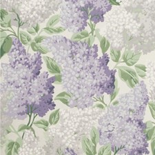 Lilac/Dove/White Print Wallcovering by Cole & Son Wallpaper