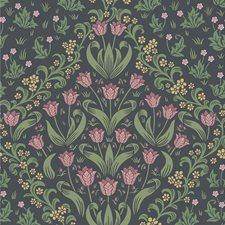 Plm/Ogrn/Chr Botanical Wallcovering by Cole & Son Wallpaper