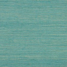Cultured Turquoise Wallcovering by Phillip Jeffries Wallpaper