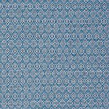 Blue Flora Wallcovering by Phillip Jeffries Wallpaper