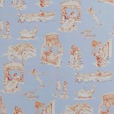 Bleu Novelty Wallcovering by Vervain Wallpaper