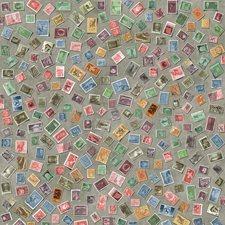 346-0609 Stampes Adhesive Film by Brewster