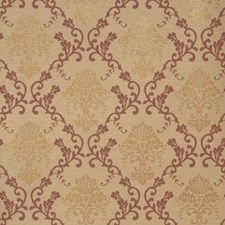 Bronze Spice Floral Wallcovering by Fabricut Wallpaper