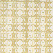 Maize Geometric Wallcovering by Stroheim Wallpaper