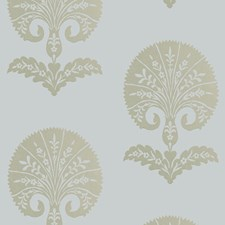 Heliotrope Wallcovering by Schumacher Wallpaper