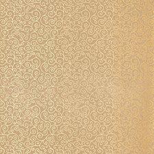 Gilt Wallcovering by Schumacher Wallpaper