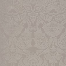 Grey/Silver/Pink Traditional Wallcovering by JF Wallpapers
