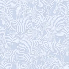 Blue Transitional Wallcovering by JF Wallpapers