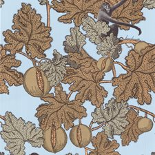 Blue Botanical Wallcovering by Cole & Son Wallpaper