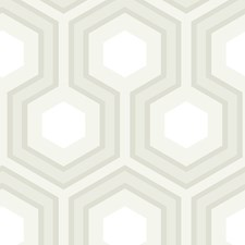 White Wallcovering by Cole & Son Wallpaper