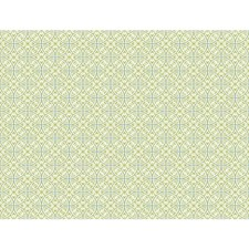 Green/Blue Wall Décor Wallcovering by York