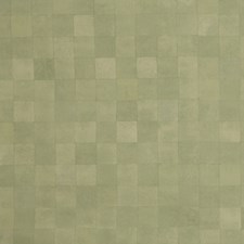 Aloe Geometric Wallcovering by Brunschwig & Fils