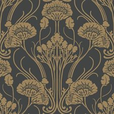 CA1564 Nouveau Damask by York