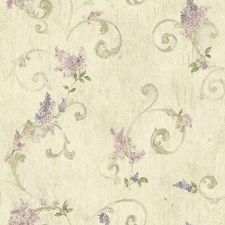 CCB21605 Lilac Lilac Acanthus by Brewster