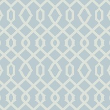 Blue/Silver Metallic Glitter Wallcovering by York
