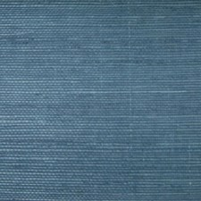 Teal/Deep Blue Weaves Wallcovering by York