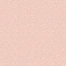 Pink Traditional Wallcovering by York