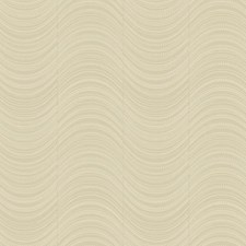 Metallic Taupe/Taupe/Silver Glass Beads Foil Wallcovering by York