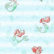 DI0954 Disney The Little Mermaid Swim by York