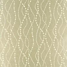 Aqua Geometric Wallcovering by Threads
