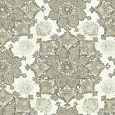 Cream/Tan/Khaki Novelty Wallcovering by York