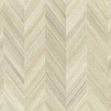Variations Of Grey/Beige Chevron Wallcovering by York