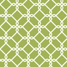 Yellow/Green/White Geometrics Wallcovering by York