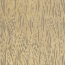 Linen/Gold Modern Wallcovering by Groundworks
