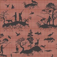 HO3328 Outdoorsmen Toile by York