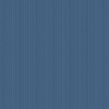 Dark Blue/Medium Blue Stripes Wallcovering by York