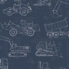 KI0597 Construction Blueprint by York