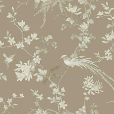 KT2172 Bird And Blossom Chinoserie by York