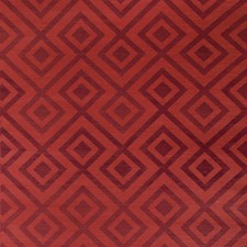 Red Diamond Wallcovering by Lee Jofa Wallpaper