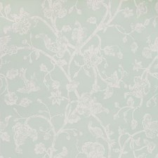 Powder Blue Print Wallcovering by Lee Jofa Wallpaper
