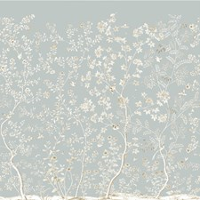 Grey Print Wallcovering by Lee Jofa Wallpaper