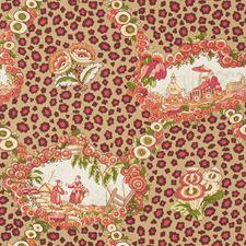 Autumn Animal Wallcovering by Brunschwig & Fils