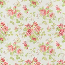 Pink/Lime Print Wallcovering by Lee Jofa Wallpaper