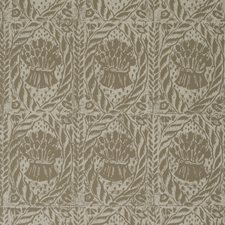 Smoky Qtz Botanical Wallcovering by Lee Jofa Wallpaper