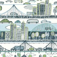 PSW1206RL Urban Stripe by York