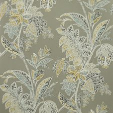 Sienna/Grey Wallcovering by Baker Lifestyle Wallpaper