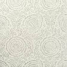 Silver Ethnic Wallcovering by Baker Lifestyle Wallpaper