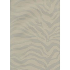 Iridescent Silvered/Gold and Grey Stripes Wallcovering by York