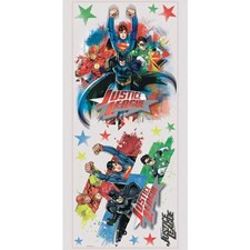 RMK2165GM Justice League Giant Decal by York