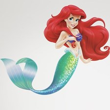 RMK2360GM Disney The Little Mermaid Giant Decal by York
